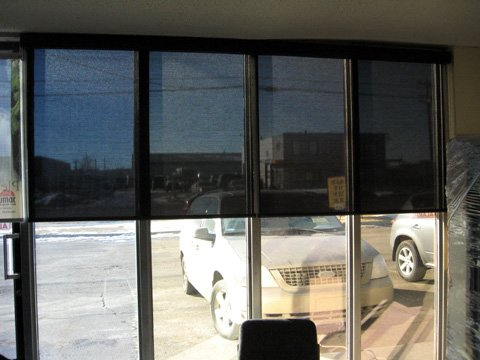Window Coverings Installation Photos Supertint